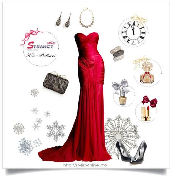 Новогодний look 2012 (4)
