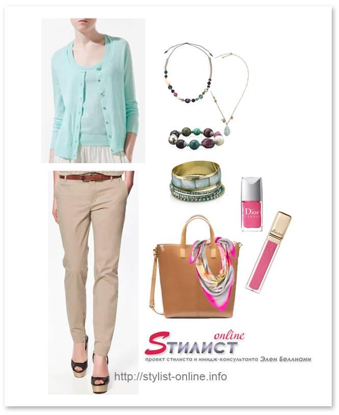 самый модный цвет 2012 пример 4
