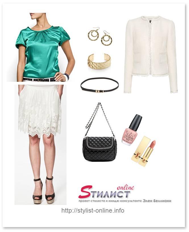 модный цвет 2012 пример 2