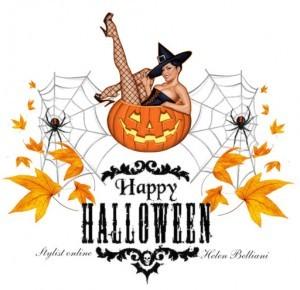 Идеи костюма светлого образа для Хеллоуина