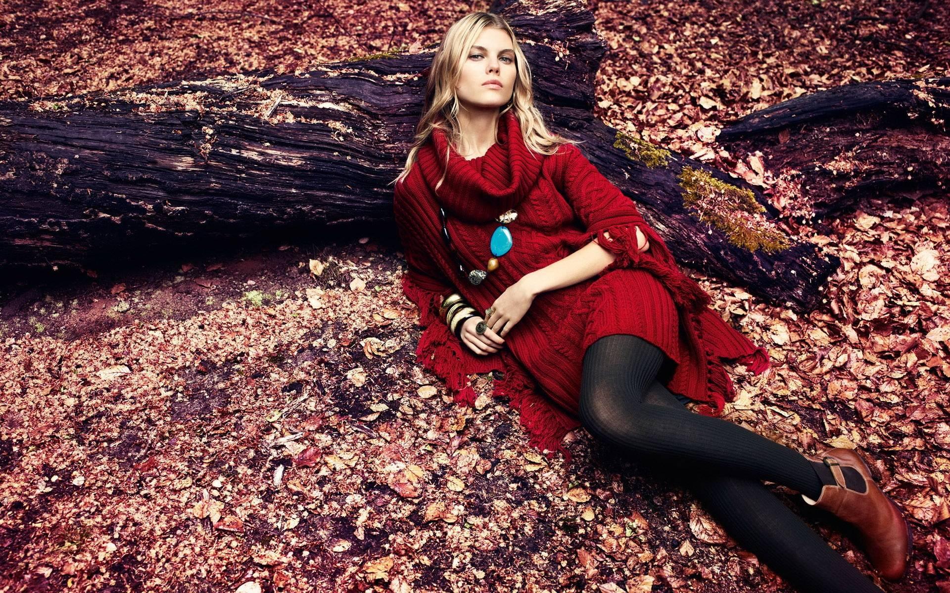 Модные образы на осень 2013