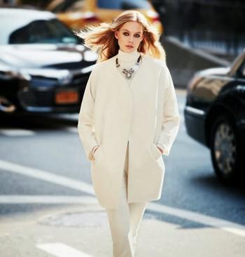 Как одеться тепло женственно и модно!