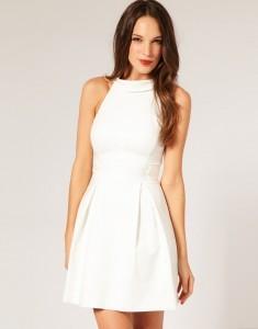 белые вещи в летних образах