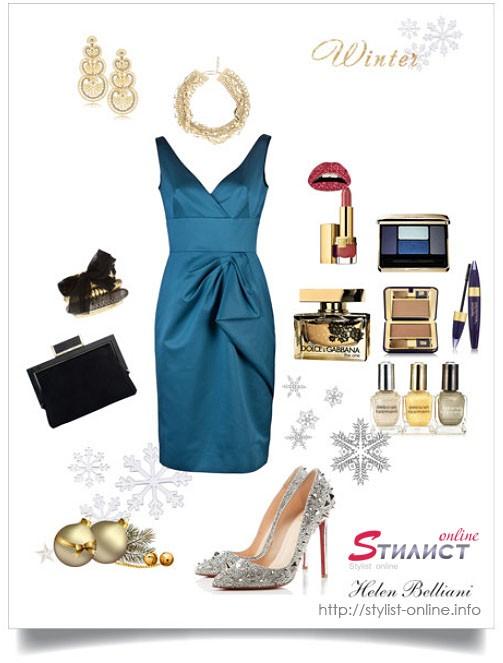 Новогодний look 2012 (1)