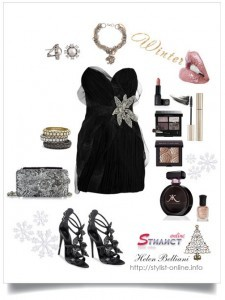 Новогодний look 2012 (2)