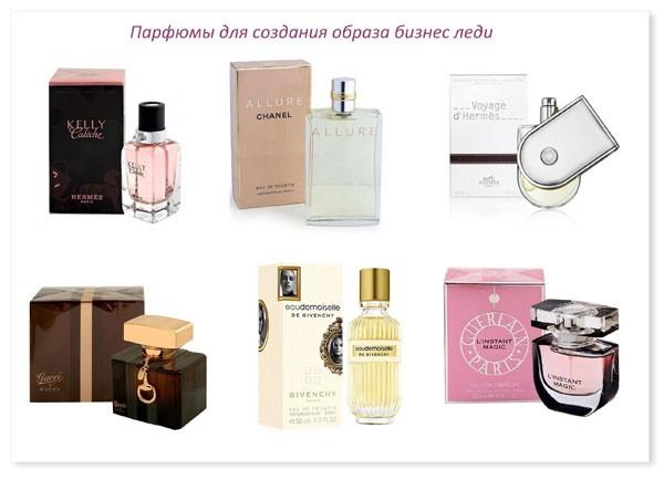 парфюм для делового образа