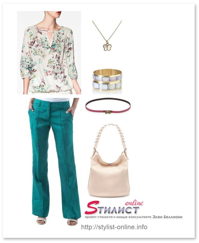 модный цвет 2012 пример 1