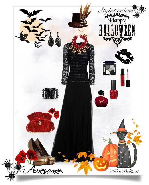 костюм для Хэллоуина 2