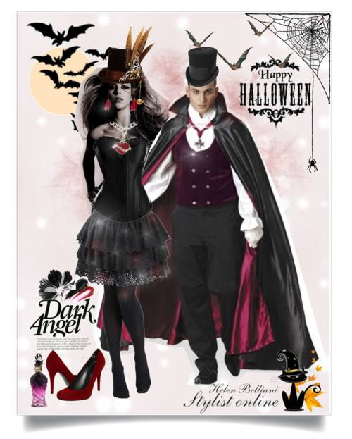 костюм для Хэллоуина 3